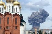 Пострадавших от взрывов в Дзержинске навестили священники