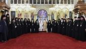 Представитель Русской Православной Церкви принял участие в торжествах по случаю мирного визита в Антиохийскую Православную Церковь Патриарха Сербского