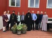 Руководитель Управления Московской Патриархии по зарубежным учреждениям совершил рабочую поездку на Фарерские острова