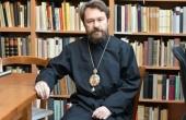 Интервью митрополита Волоколамского Илариона Швейцарскому католическому информационному агентству