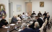 Состоялось первое заседание Объединенного докторского диссертационного совета