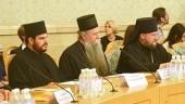 Выступление епископа Будимлянского и Никшичского Иоанникия (Сербская Православная Церковь) на конференции «Нарушение прав верующих на Украине»