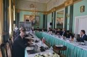 В Москве состоялось очередное заседание рабочей группы «Церкви в Европе» российско-германского Форума гражданских обществ «Петербургский диалог»