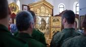 Главная икона Вооруженных сил России доставлена на Мамаев курган