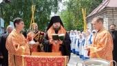 При участии епархиальных социальных отделов в Астрахани, Бишкеке и Мурманске открыты приюты для женщин в сложной жизненной ситуации