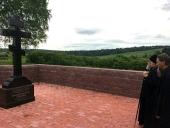 Митрополит Уфимский Никон совершил литию по иерею Василию Гундяеву