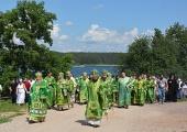 В Нило-Столобенской пустыни прошли торжества по случаю 425-летия основания обители