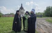 В Вологодской епархии открыт мужской монастырь Заоникиева Богородице-Владимирская пустынь