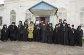 В Вологодской епархии открыт мужской монастырь Нило-Сорская пустынь