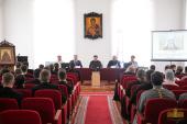 В Минской духовной семинарии состоялись IV Чтения памяти священномученика митрополита Крутицкого Петра (Полянского)