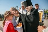 Председатель Синодального отдела по благотворительности посетил социальные центры Златоустовской епархии
