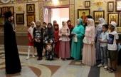 В Хабаровской епархии стартовал проект по обучению детей мигрантов русскому языку и ознакомлению с православной культурой