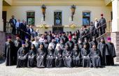 На заседании Ученого совета Киевских духовных школ под председательством Блаженннейшего митрополита Онуфрия подвели итоги учебного года