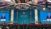Митрополит Астанайский и Казахстанский Александр посетил церемонию инаугурации Президента Казахстана Касым-Жомарта Токаева