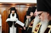 Слово архимандрита Алексия (Поликарпова) при наречении во епископа Солнечногорского
