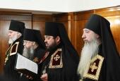 Cuvântul arhimandritului Ignatii (Grigoriev) rostit la ipopsifierea în treapta de episcop de Cistopol și Nijnekamsk