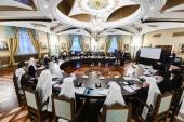 Святейший Патриарх Кирилл возглавил очередное заседание Высшего Церковного Совета