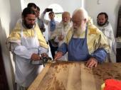 Новый храм Украинской Православной Церкви освящен в Черкасской области