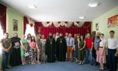 В Шахтах сотрудники информационных служб Ростовской епархии провели выездной семинар по актуальным вопросам медийной работы