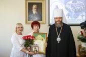 Глава Тамбовской митрополии принял участие во вручении ежегодной премии имени святителя Луки (Войно-Ясенецкого)