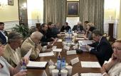 В Министерстве культуры РФ прошло заседание Комиссии по взаимодействию Русской Православной Церкви с музейным сообществом
