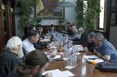На заседании комиссии Межсоборного присутствия по церковному праву обсудили порученные Священным Синодом темы