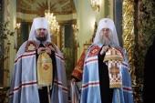 Митрополит Астанайский и Казахстанский Александр возглавил торжества по случаю 275-летия учреждения Костромской епархии