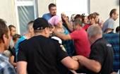Сторонники «Православной церкви Украины» предприняли попытку силового захвата приходского дома в селе Постойное Ровенской области