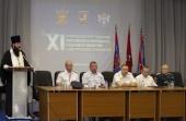 Представитель Синодального комитета по взаимодействию принял участие в XI круге Московского окружного казачьего общества ЦКВ