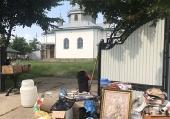 Сторонники «Православной церкви Украины» захватили храм в селе Заволока Черновицкой области