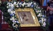 В Арзамасе прошли торжества, посвященные чтимой иконе Божией Матери «Достойно есть» Новодевичьего Алексеевского монастыря