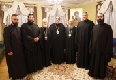 Состоялась встреча Предстоятеля Украинской Православной Церкви с делегациями Поместных Церквей