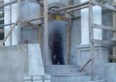 В Белороде-Днестровском Одесской области совершен поджог строящегося храма