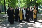 33 священнослужителя прошли стажировку по больничному служению в Москве