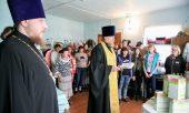 В Златоустовской епархии открыт первый сельский склад вещевой помощи