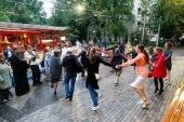 При участии Синодального отдела по делам молодежи в столице прошел фестиваль «Светлая Москва»