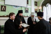 В Санкт-Петербургской духовной академии состоялся торжественный выпускной акт