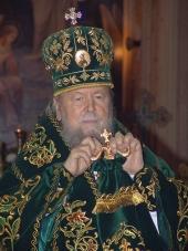 Паисий, архиепископ (Самчук Павел Николаевич)