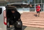 Канская епархия оказывает помощь пострадавшим от наводнения в Красноярском крае