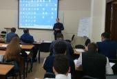 Состоялась защита курсовых работ магистрантов сетевой программы ОЦАД и ВШЭ