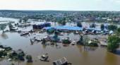 Митрополит Иркутский и Ангарский Вадим сообщил Святейшему Патриарху Кириллу о мерах, предпринимаемых Иркутской митрополией в связи наводнением в регионе