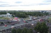 Митрополит Минский Павел посетил парад по случаю Дня независимости Республики Беларусь