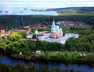 Предстоятель Русской Православной Церкви возглавит заседание Священного Синода на Валааме