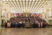 Председатель Синодального комитета по взаимодействию с казачеством принял участие в церемонии вручения дипломов выпускникам Первого казачьего университета