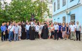 В Барнаульской епархии открыли памятник святителю Макарию Алтайскому