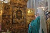Главная икона Вооруженных сил России принесена в Краснодар