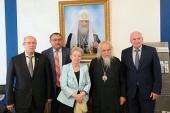 Председатель Синодального отдела по благотворительности провел встречу с ректорами медицинских вузов