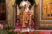 Митрополит Истринский Арсений назначен на Липецкую кафедру