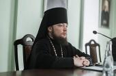Председателем Синодального отдела по делам молодежи назначен епископ Петергофский Серафим