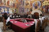 На зимнюю сессию 2019-2020 гг. вызваны новые временные члены Священного Синода